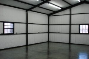cheap 30x40 metal building with lean to