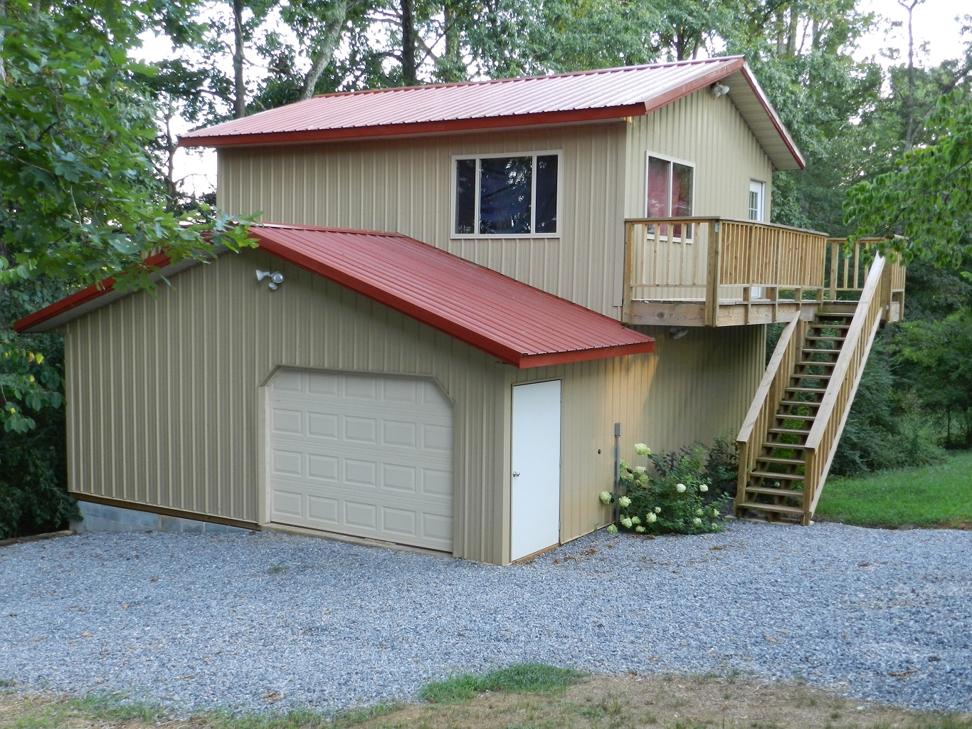 40x60 Metal Building – 40X60 Garage Plans