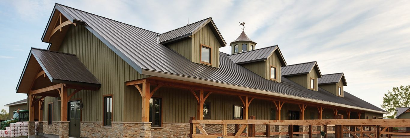 Best Agricultural Vintage Metal Roof Trim Design