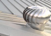 Attic Metal Roof Vents on a Budget