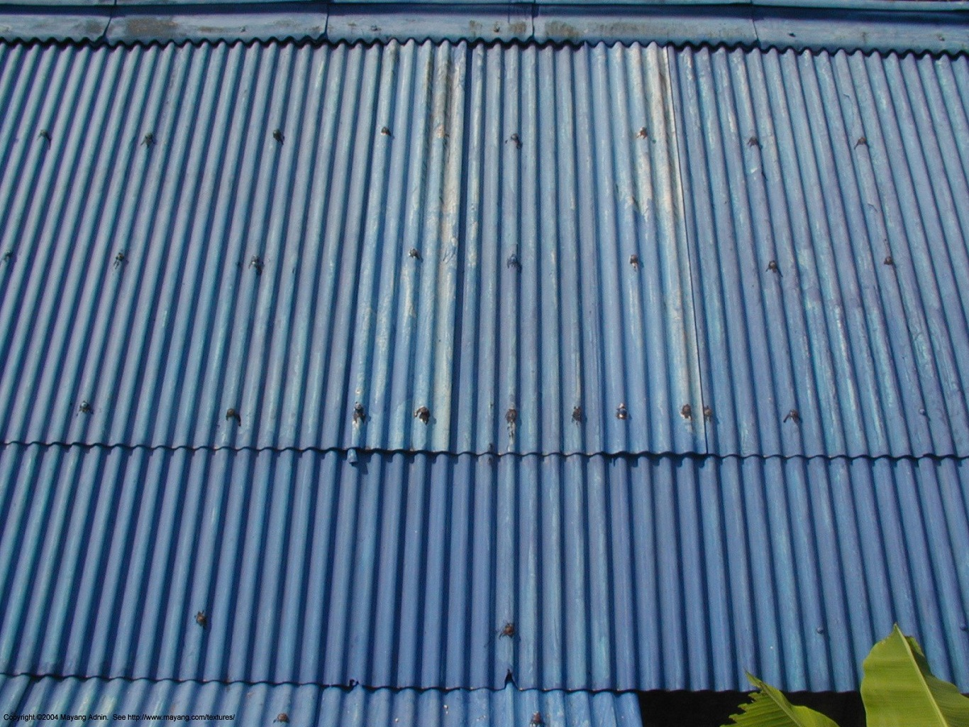 Corrugated Metal Roof Ridge Vent