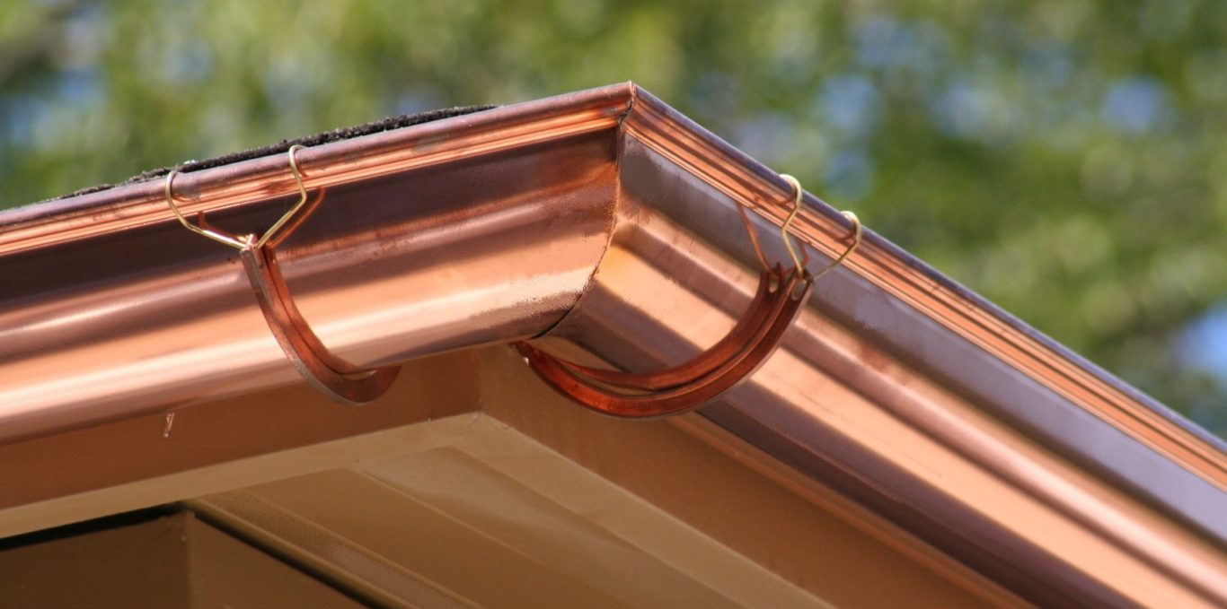 Edge Cooper Metal Roof on a Budget