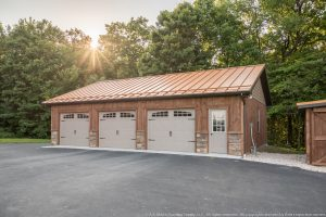 Best and Cheap Garage Cooper Metal Roof