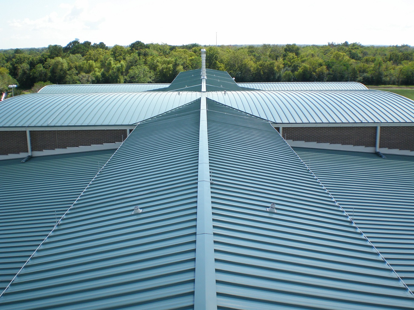 Cheap Green Insulated Metal Roof Panels