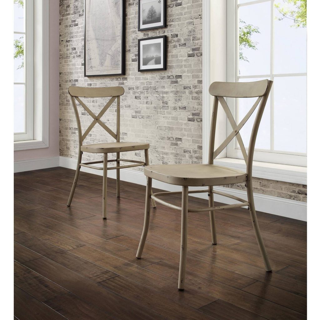 Cheap Heavy Duty Metal Dining Chairs