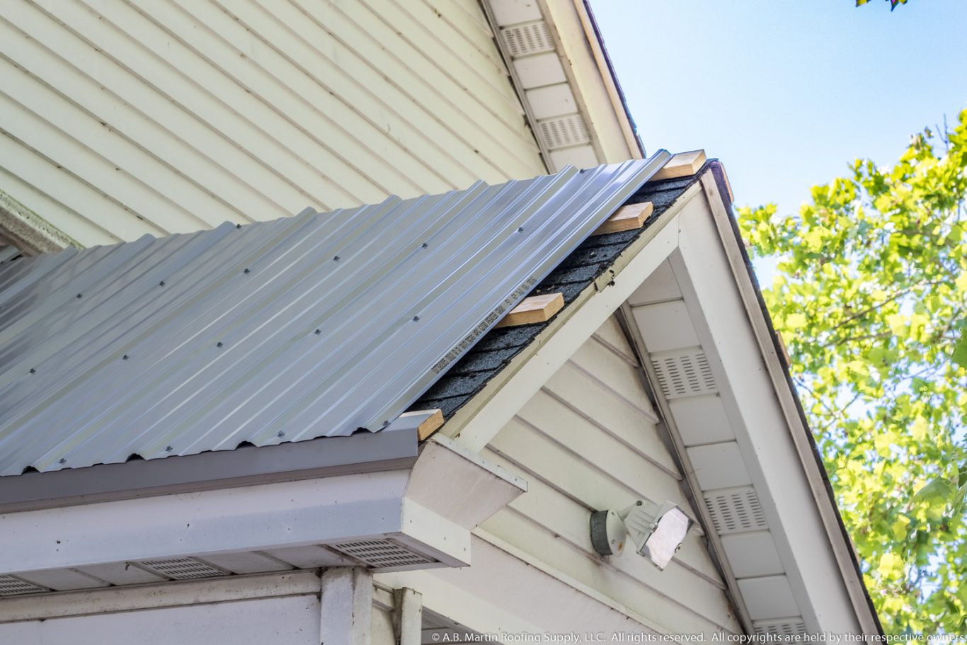 How To Install A Metal Roof Over Shingles With Low Budget