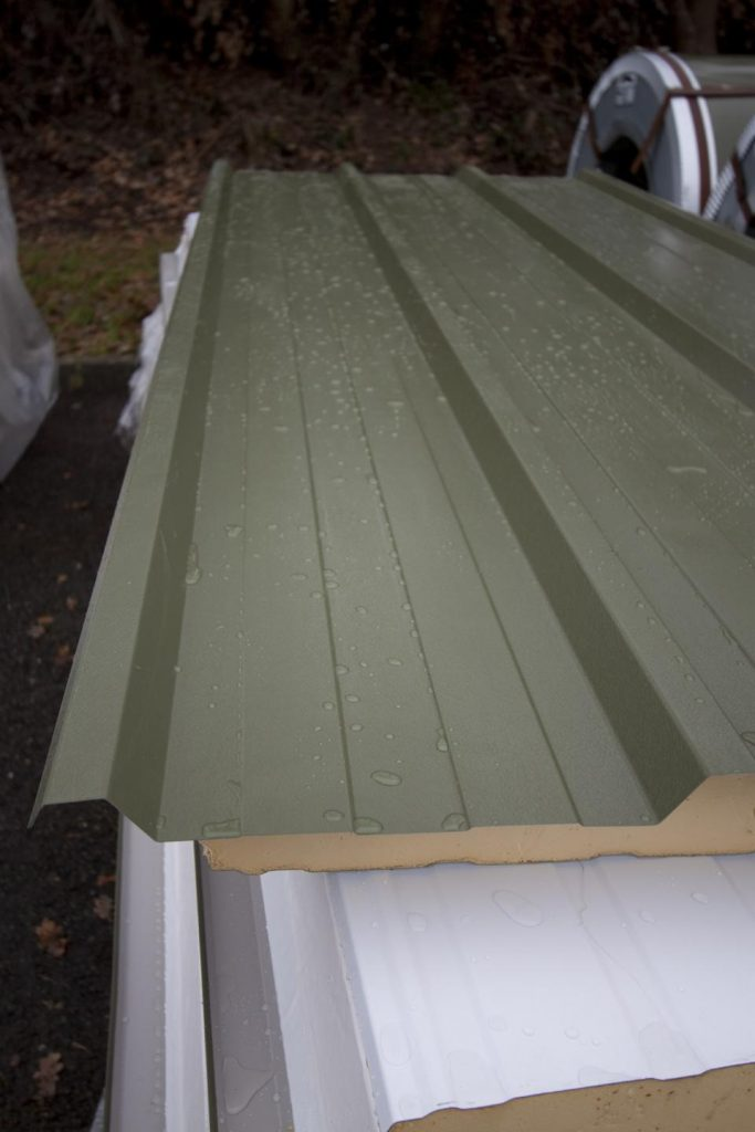 Cheap Insulated Metal Roof Panels Shed