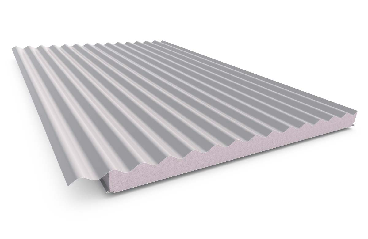 Cheap Insulated Metal Roof Panels Shingles