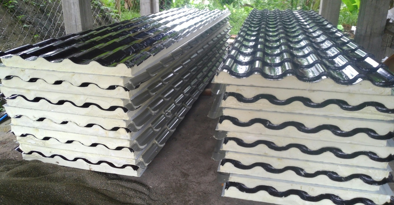 Insulated Metal Roof Trim Types