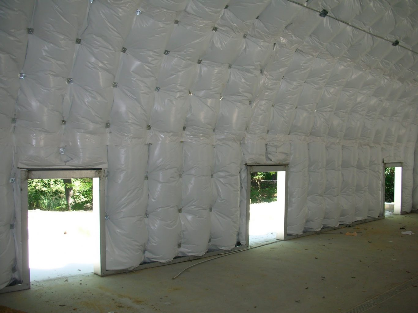 Cheap Metal Building Insulation Options