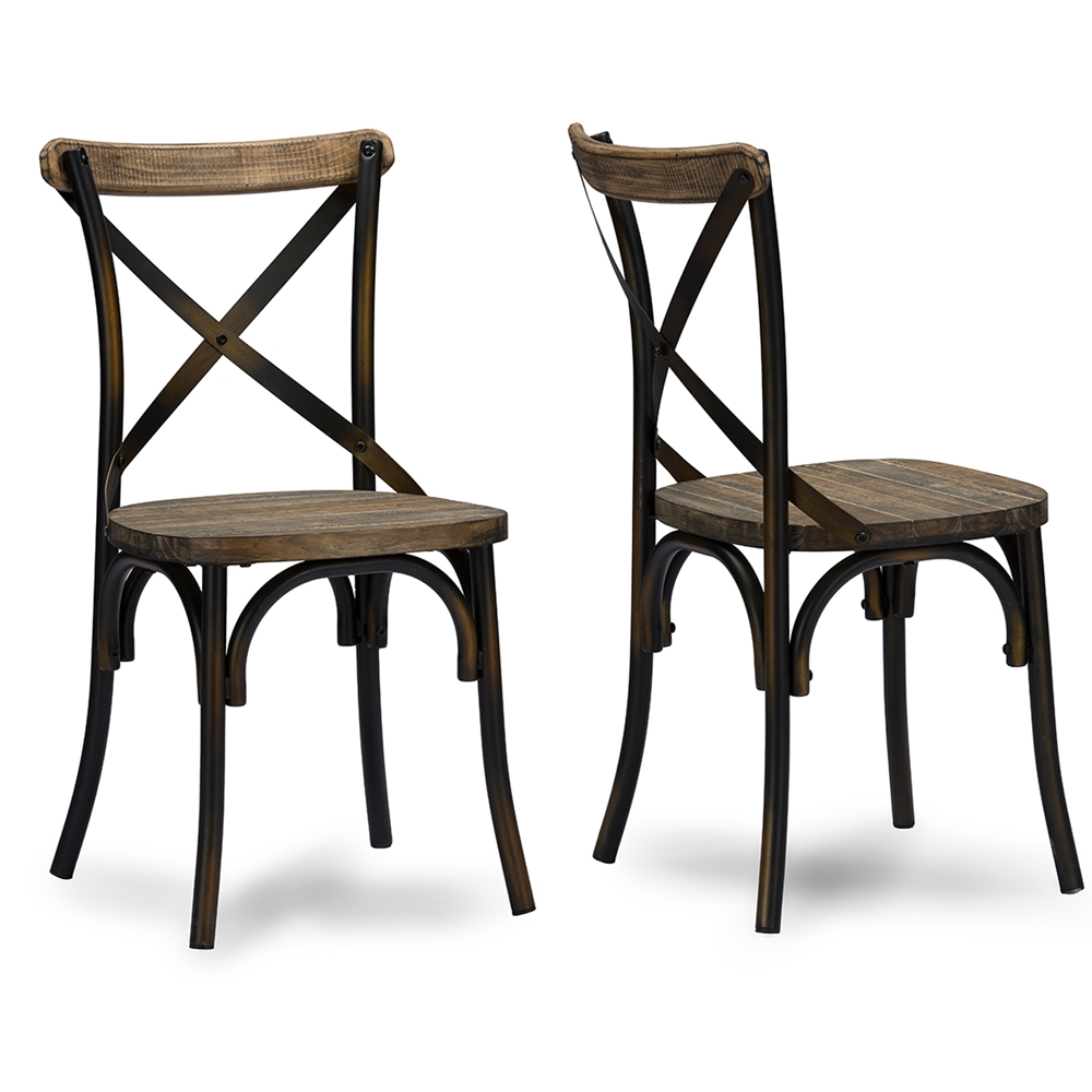 Cheap Metal Dining Chairs Comfortable