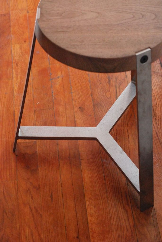 Metal Furniture Antique Chair on a Budget