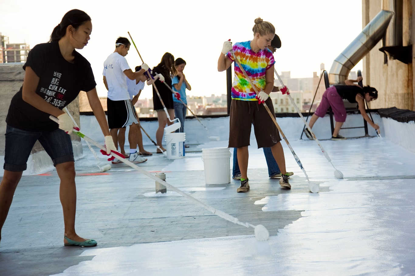 Cheap Metal Roof Paint on Group