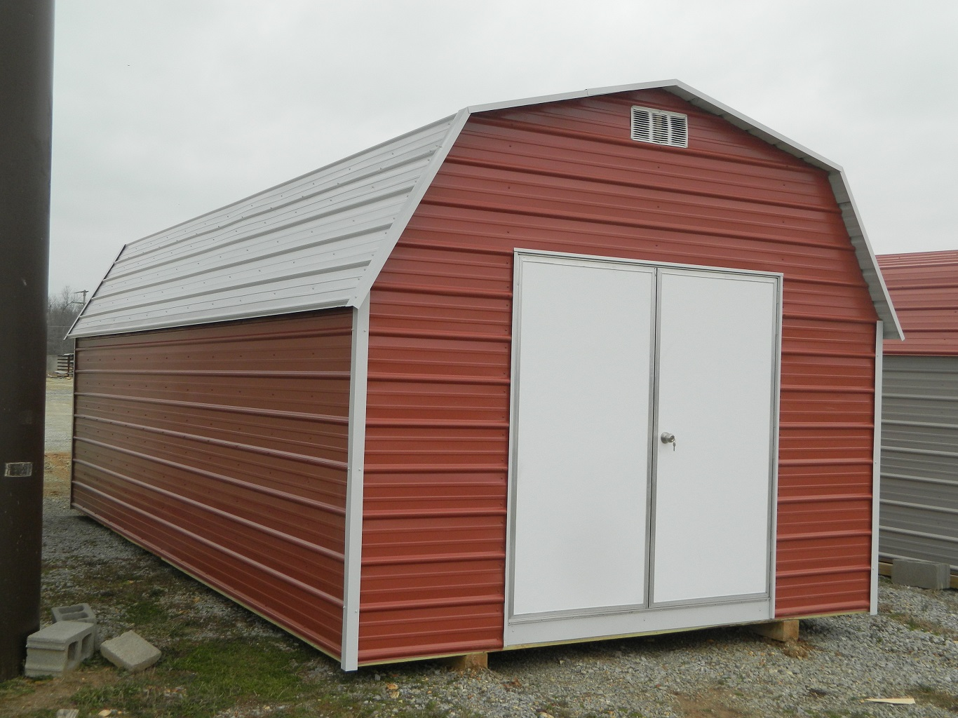 Cheap Metal Storage Sheds Installed
