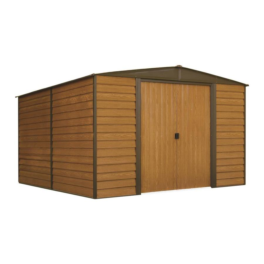 Cheap Metal Storage Sheds Lowes