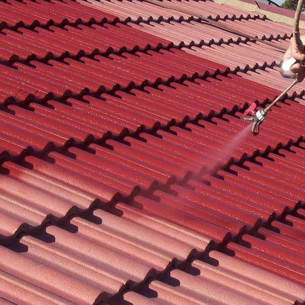 Cheap Red Metal Roof Paint