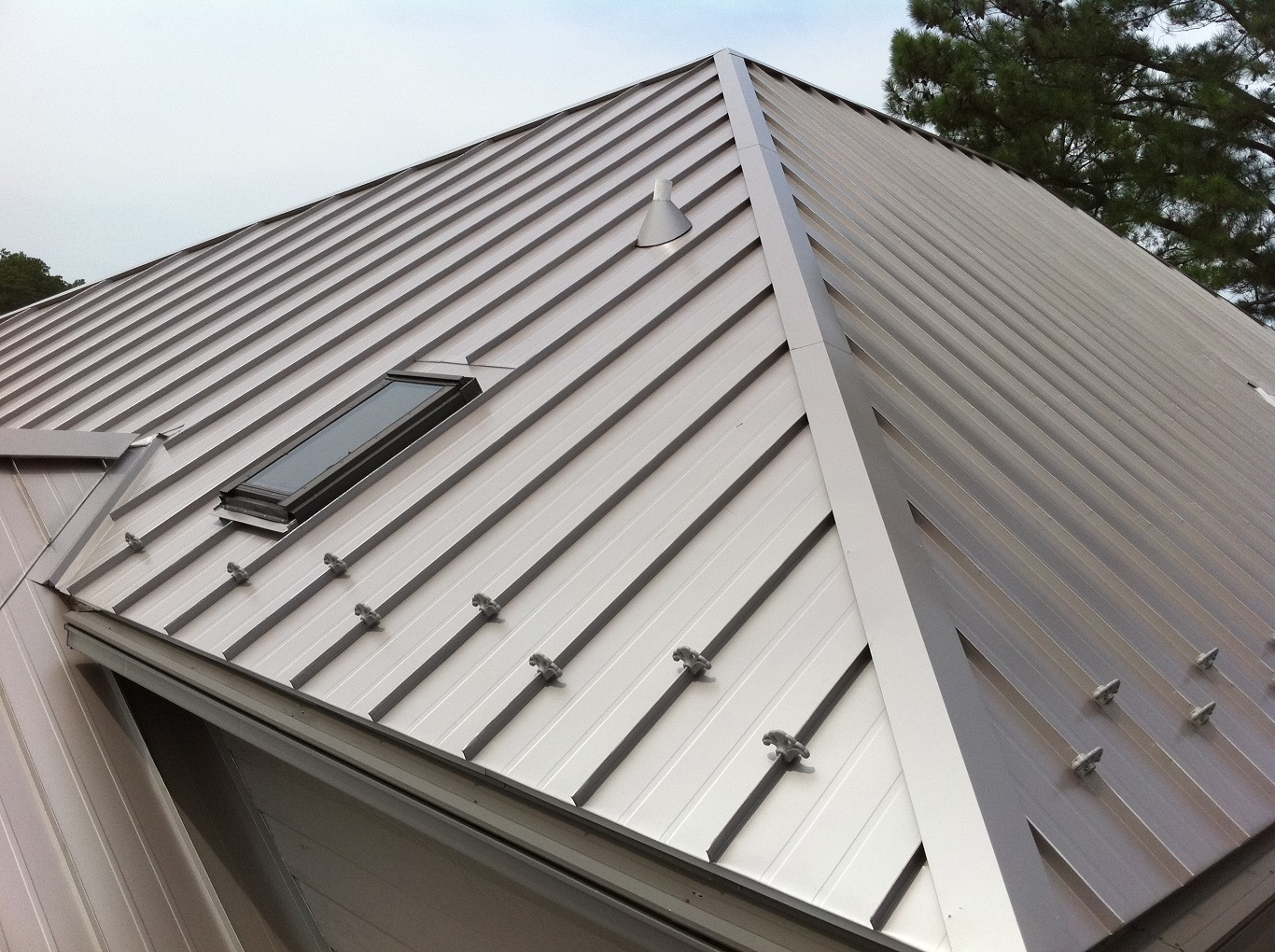 How to Install a Metal Roof Over Shingles