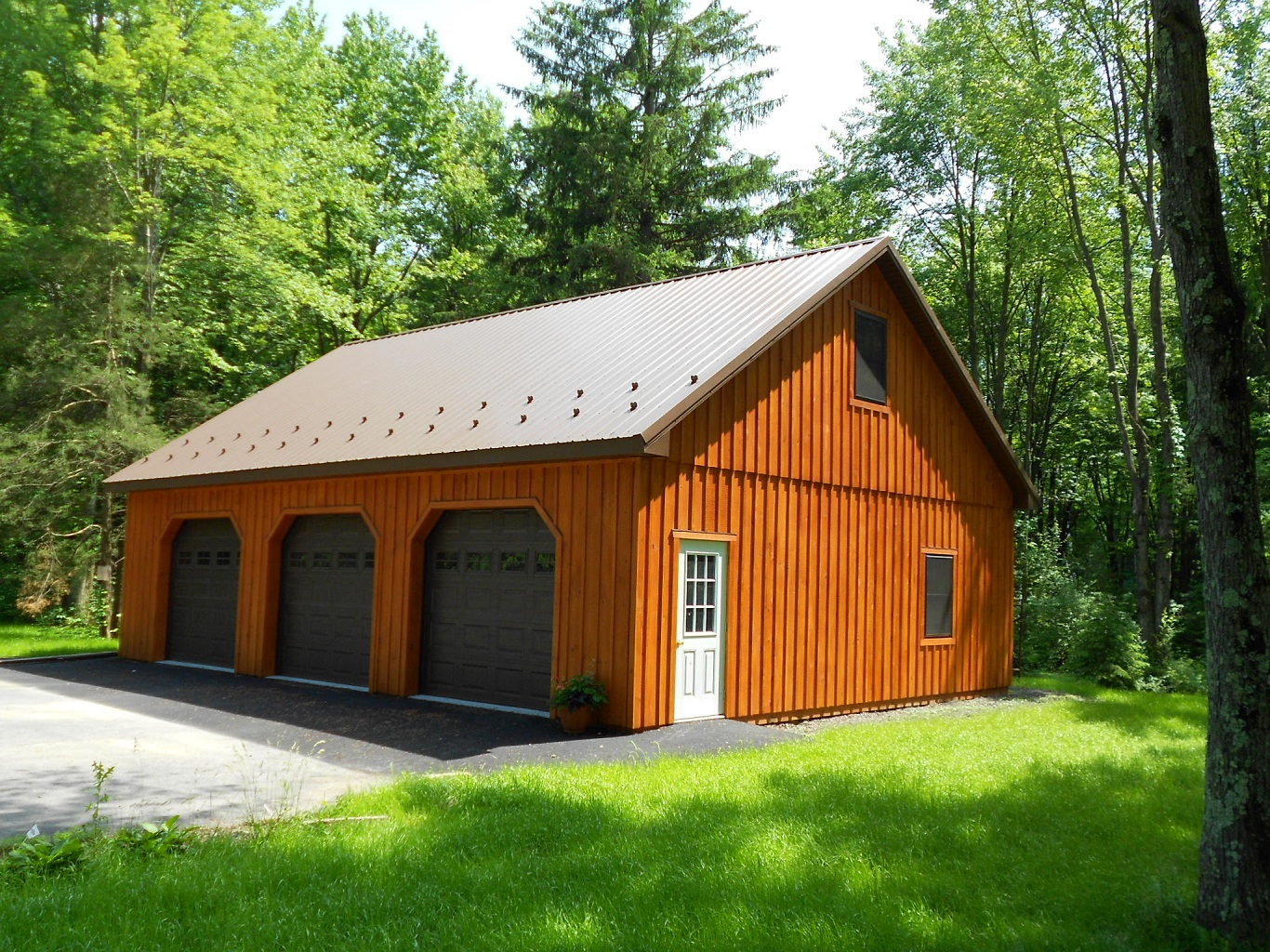 Wooden Metal Barn Siding HD Images