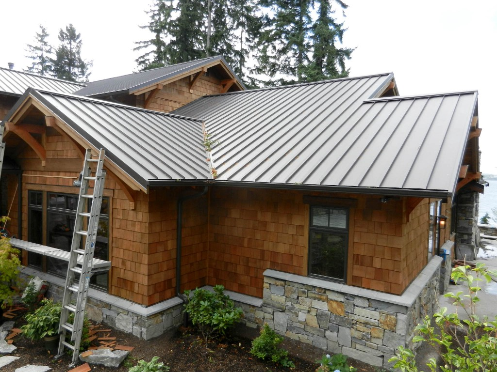 cheap average cost of metal roof for home