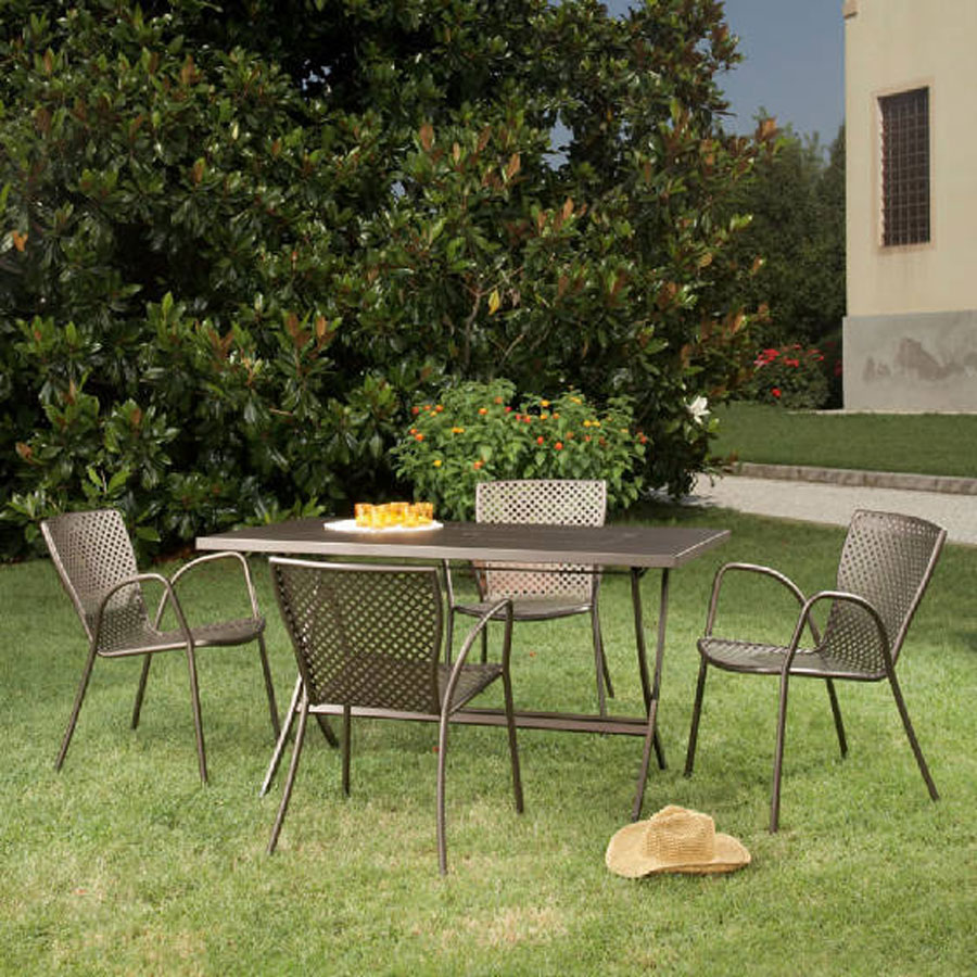 cheap care of out door metal furniture