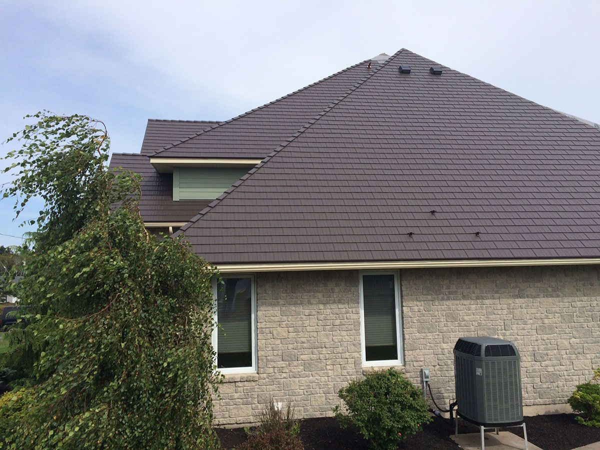 cheap choosing a metal roof color