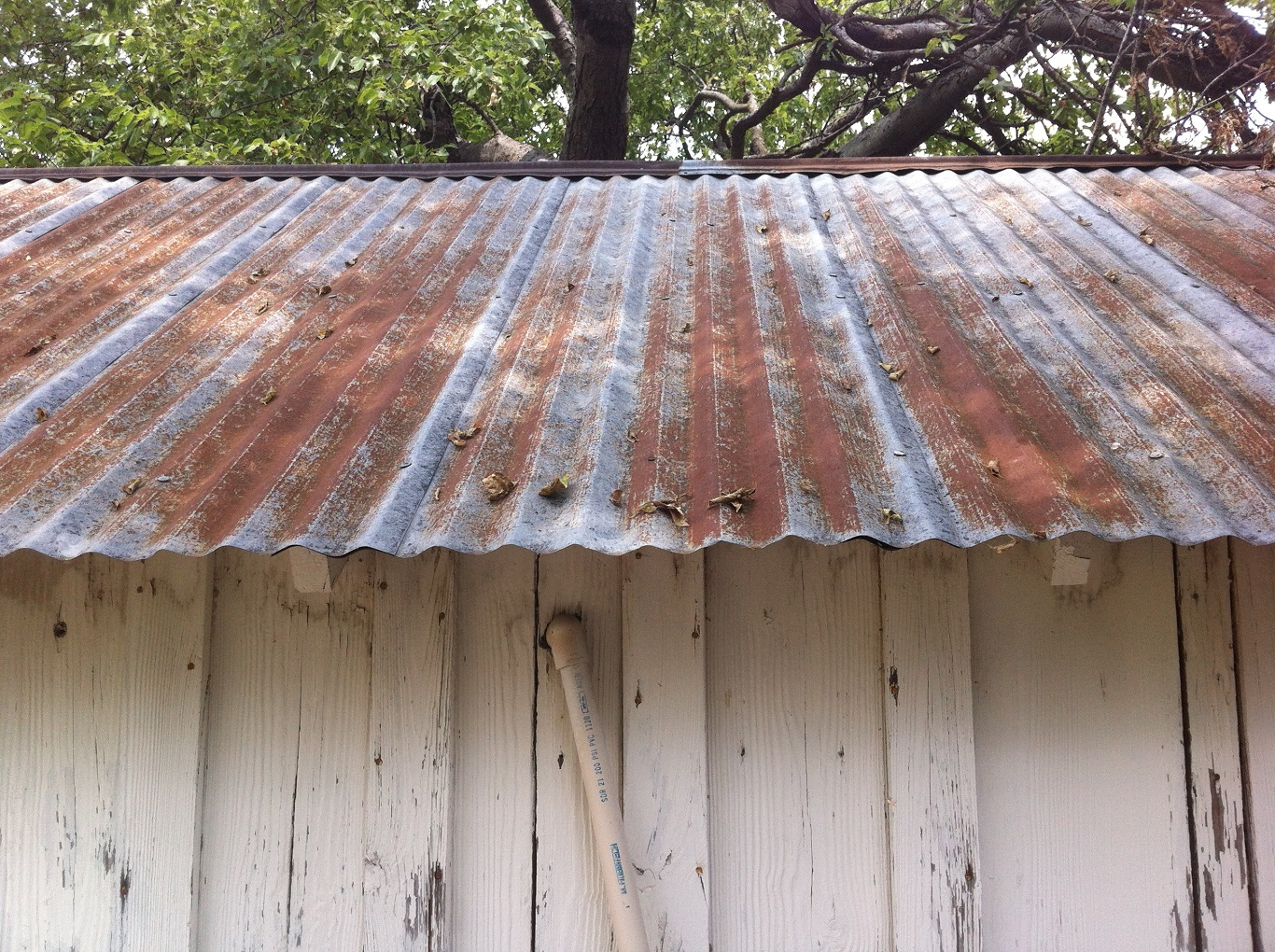 class class a corrugated metal roof