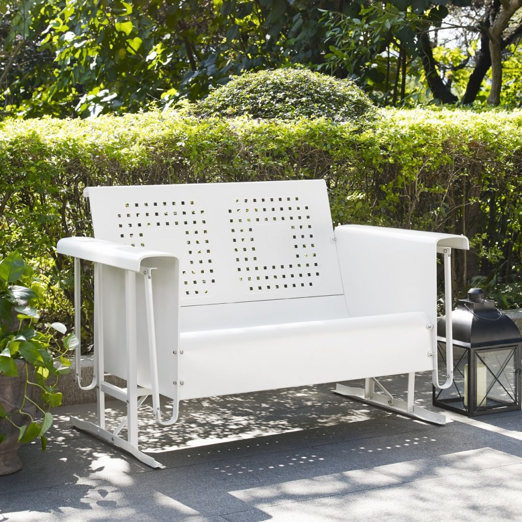 cheap contemporary metal out door furniture