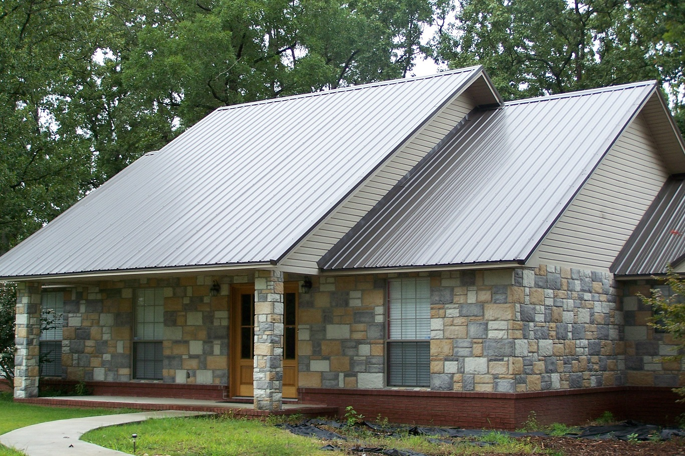 cheap diy metal roofing systems