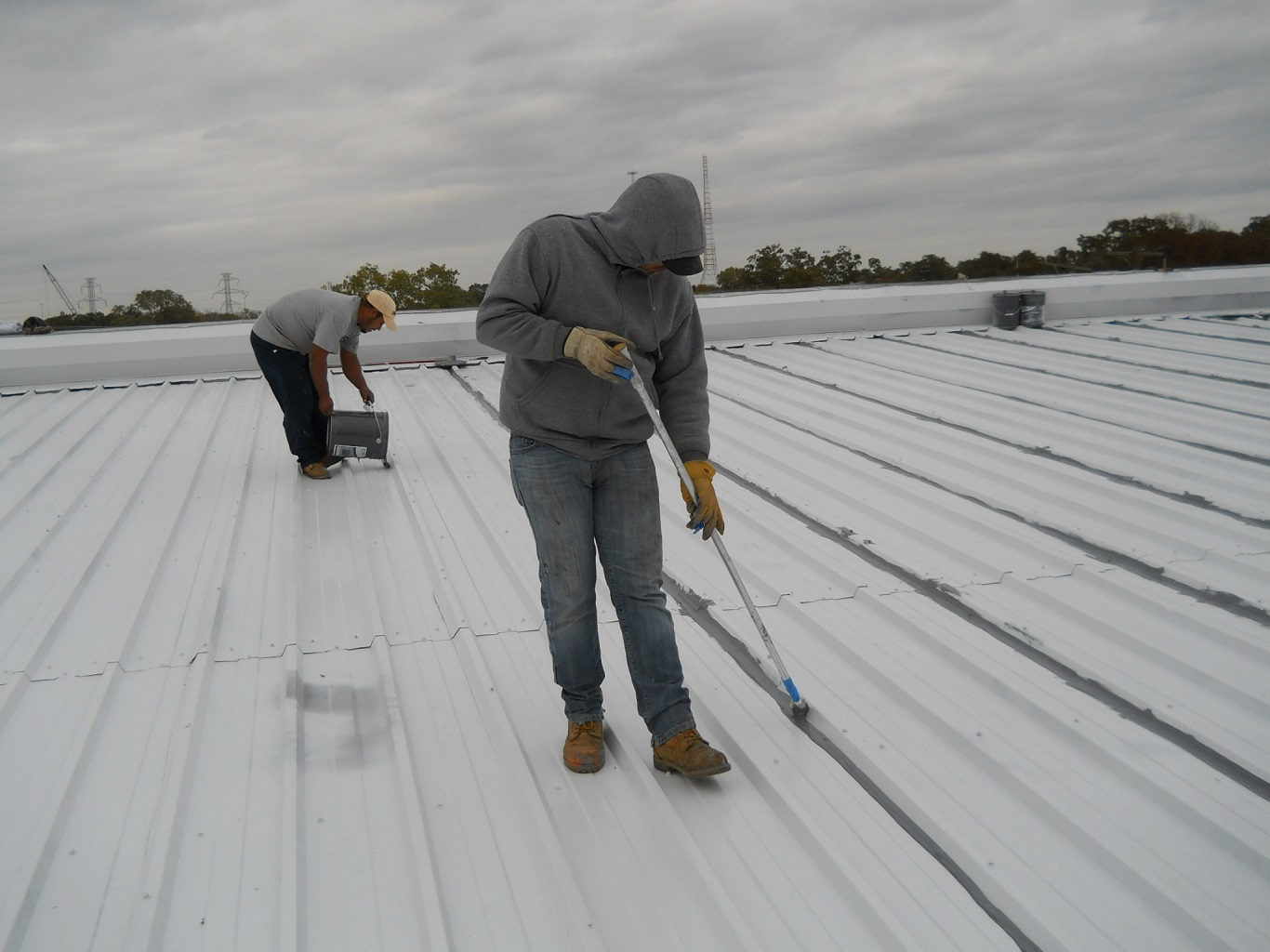 cheap firestone metal roof coatings