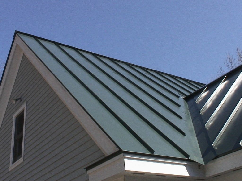 cheap firestone standing seam metal roof colors
