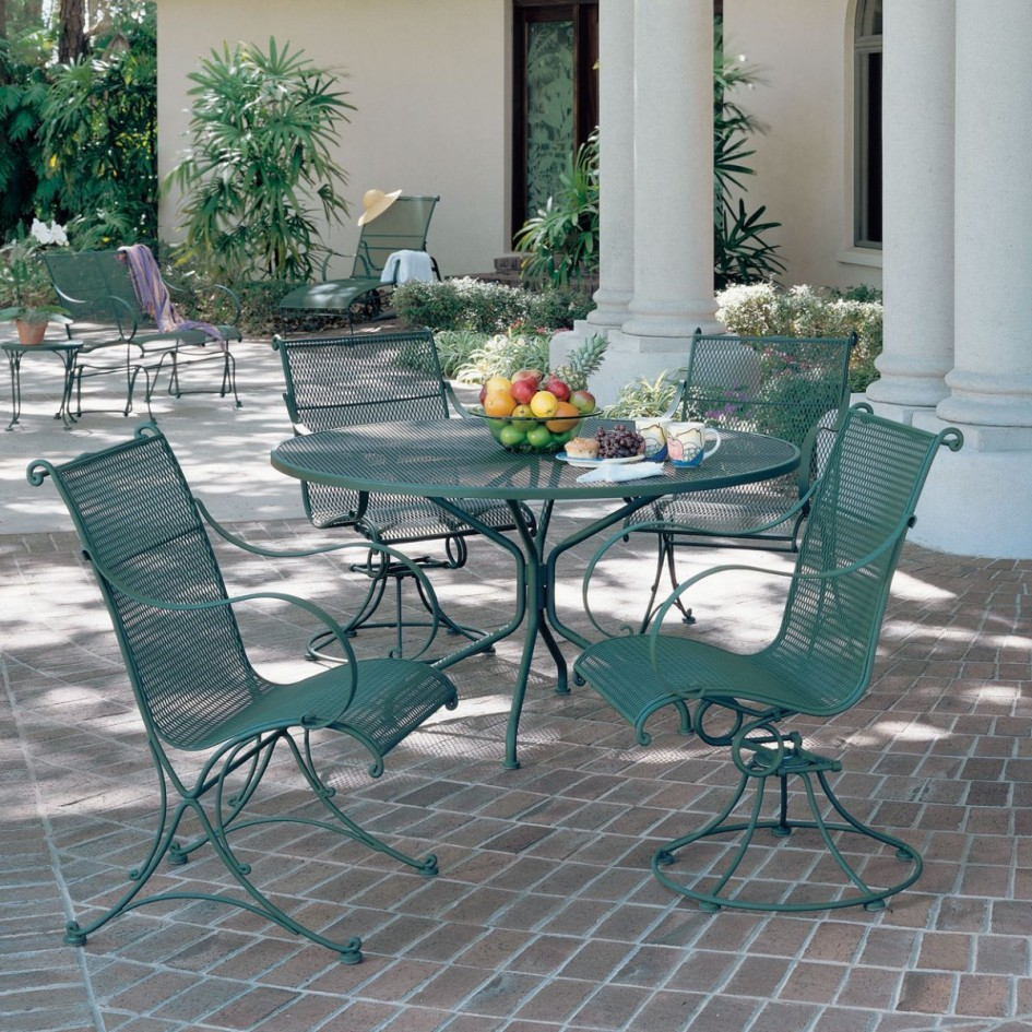 cheap glass and metal out door furniture