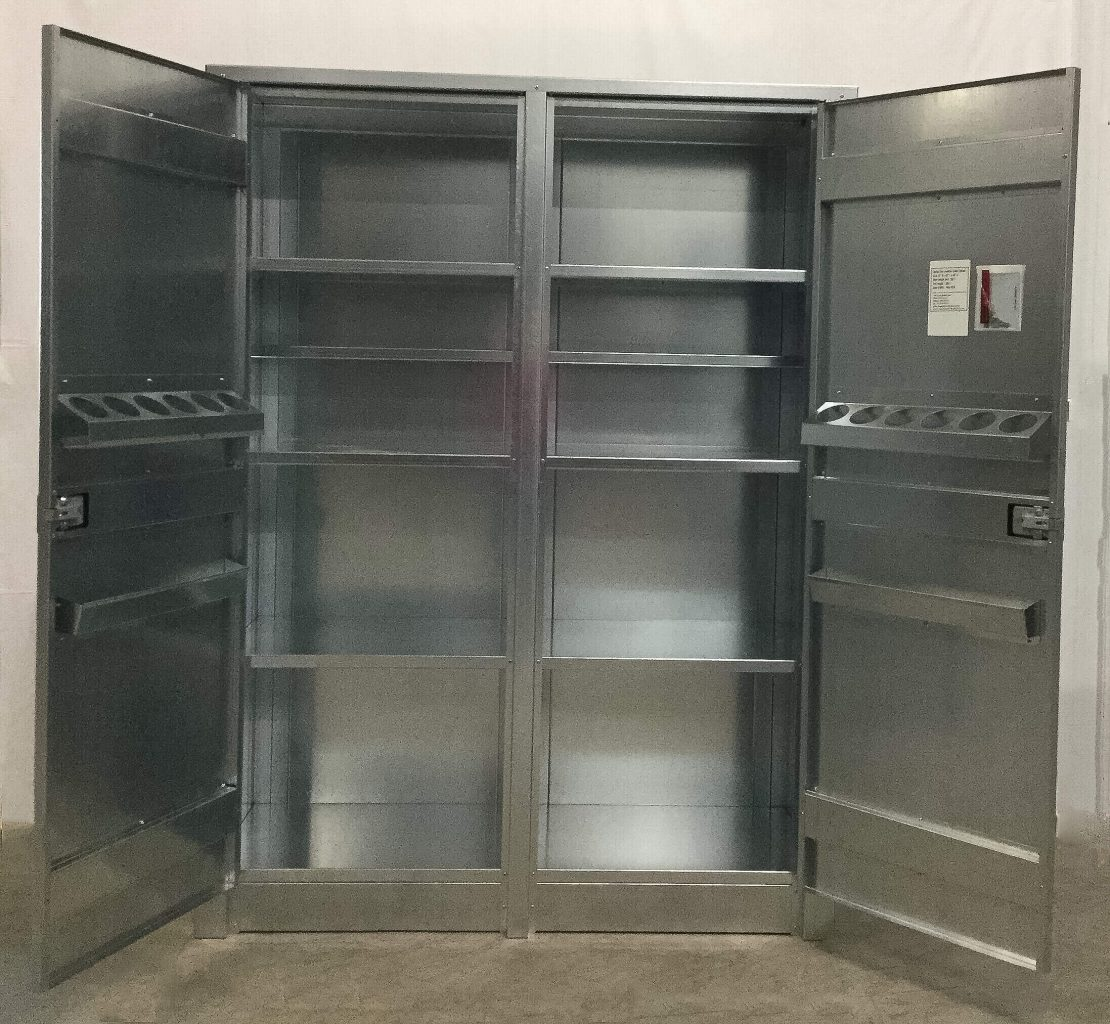 cheap heavy duty metal storage cabinet with doors