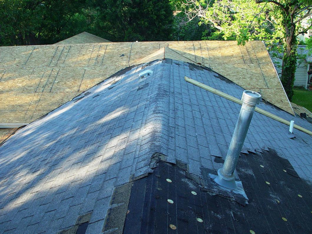 cheap install metal roof on deck