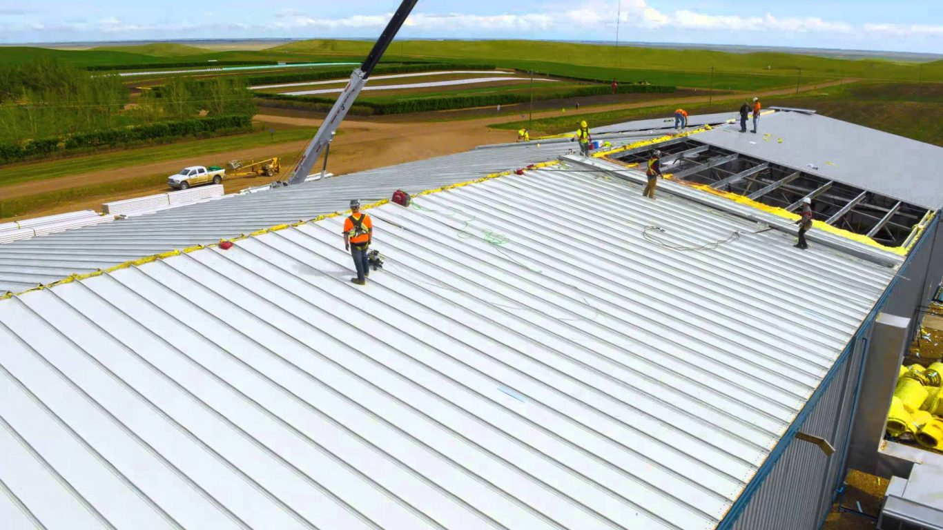 Cheap Insulated Metal Roof Panels
