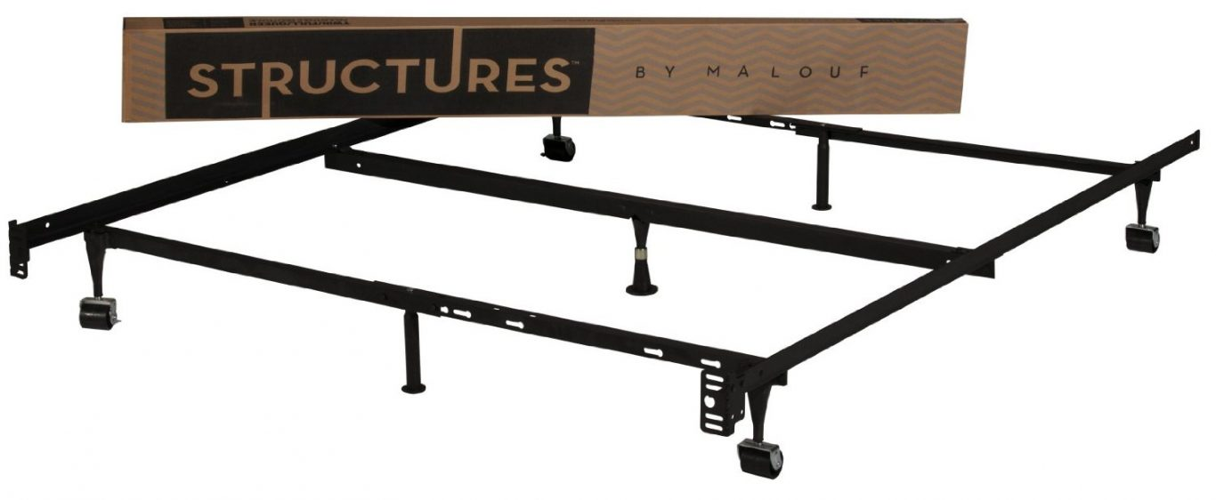 cheap king size bed frame and headboard