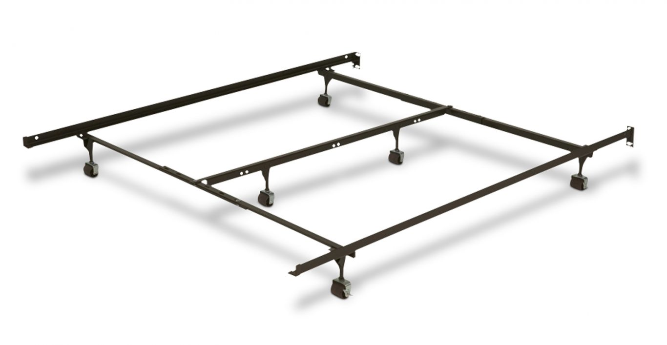 cheap king size bed frame canada