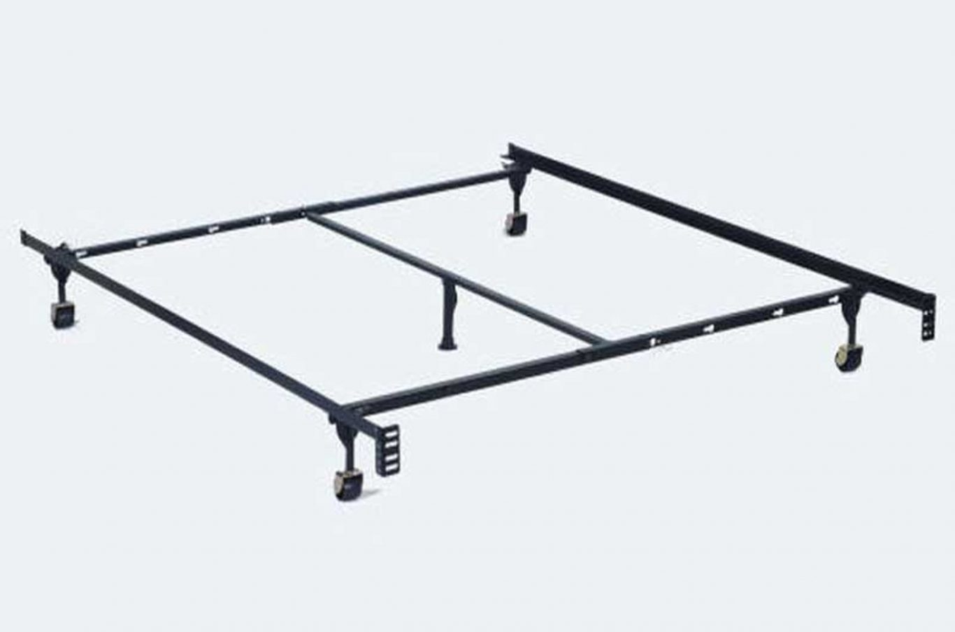 cheap metal bed frame accessories