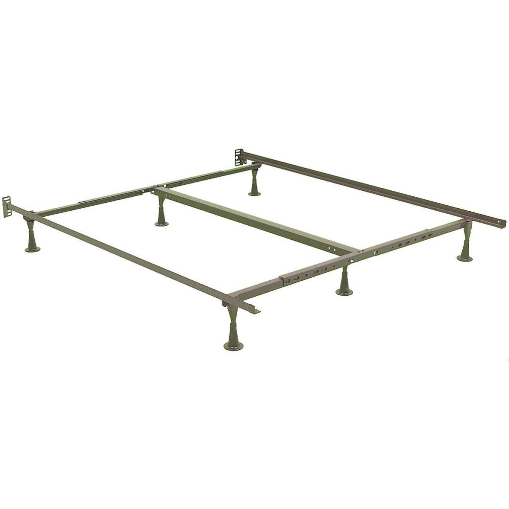 cheap metal bed frame double cheap