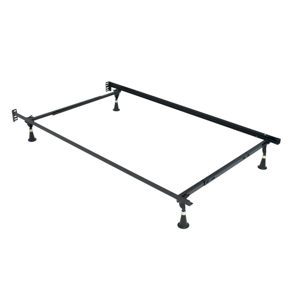 cheap metal bed frame queen bed bath and beyond