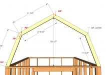 cheap metal building roof pitch calculator