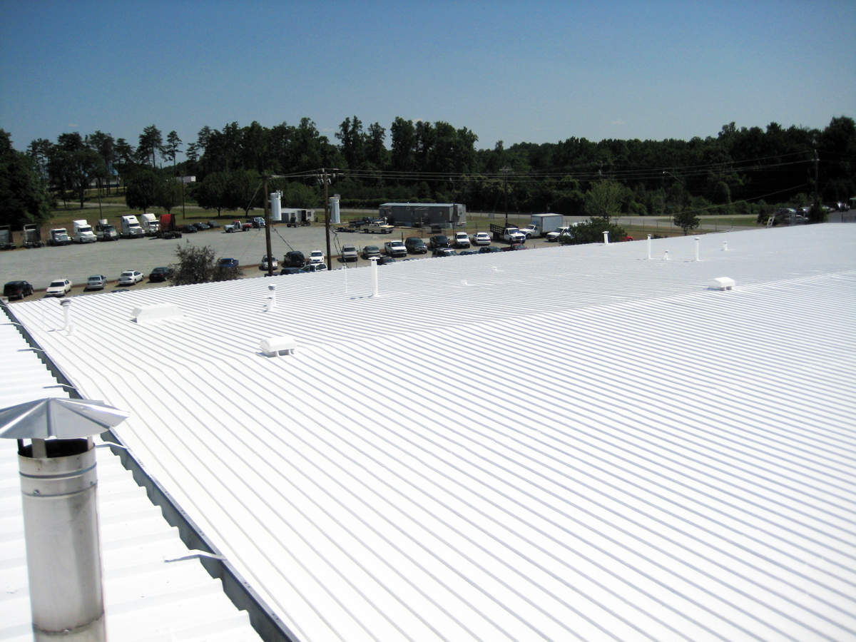 cheap metal roof coating colors