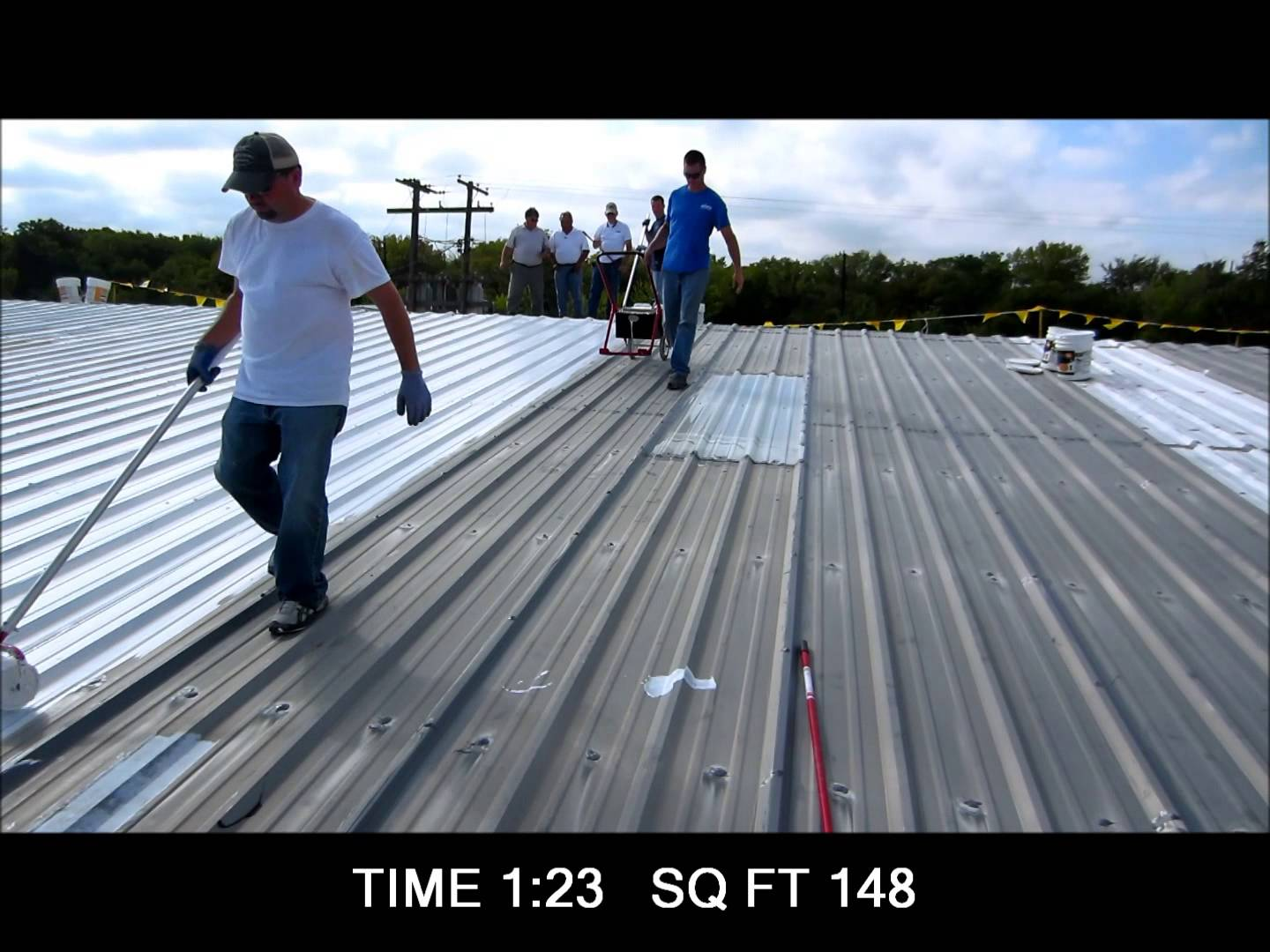 cheap metal roof coating houston