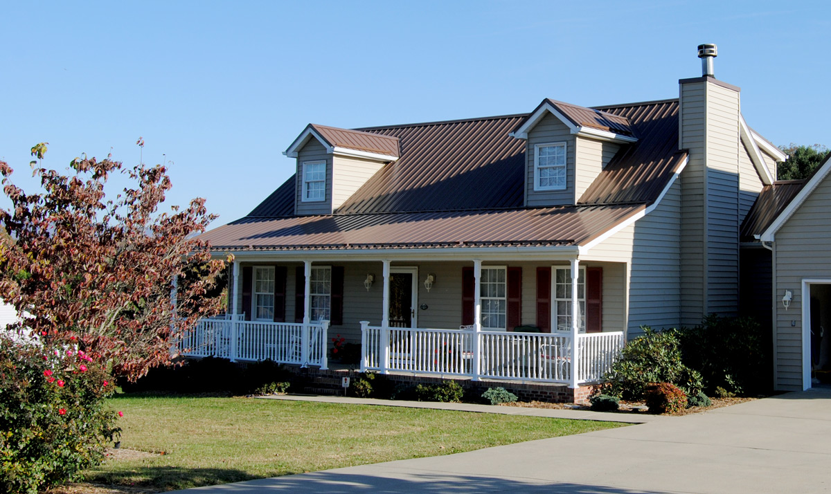 cheap metal roof color choices