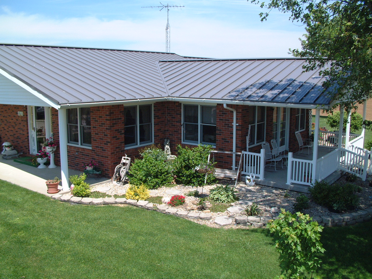 cheap metal roof colors and prices