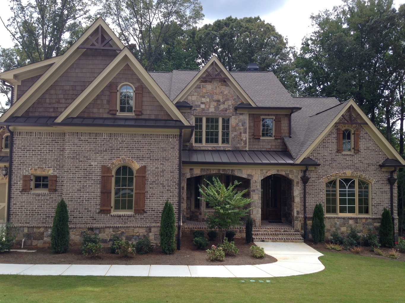 cheap metal roof colors and styles