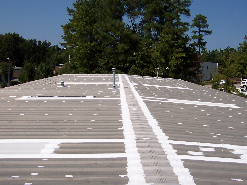cheap metal roof foam coating