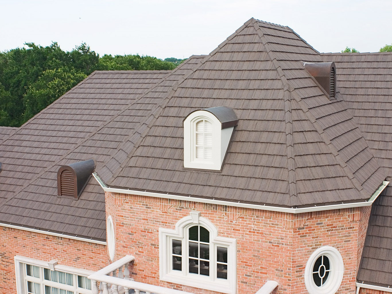 cheap metal roof styles pictures
