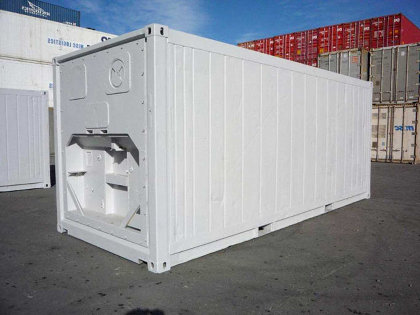 Cheap Metal Storage Containers for Sale in Mississipi