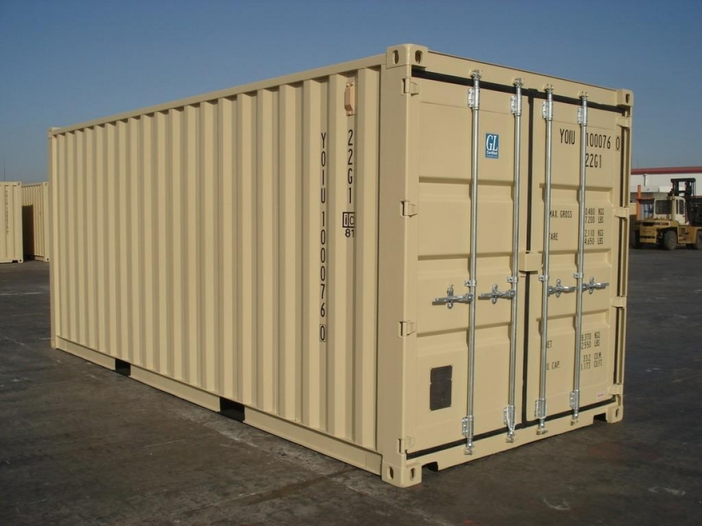 Cheap Metal Storage Containers for Sale