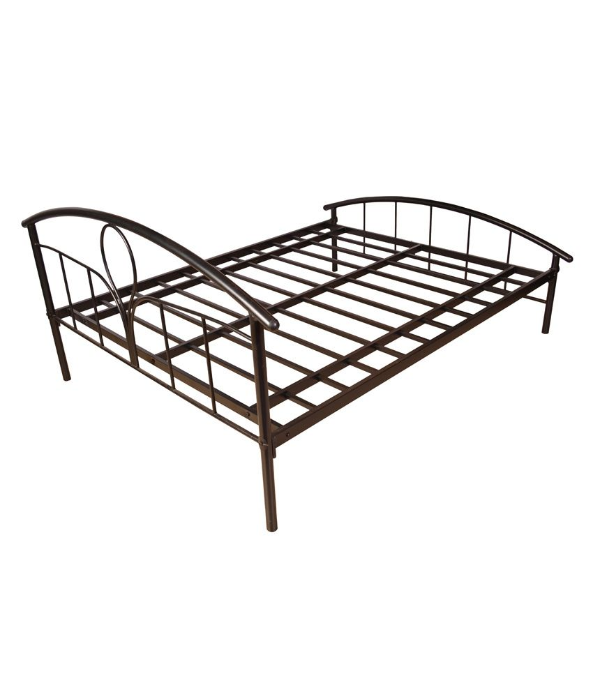 cheap queen metal bed frame dimensions